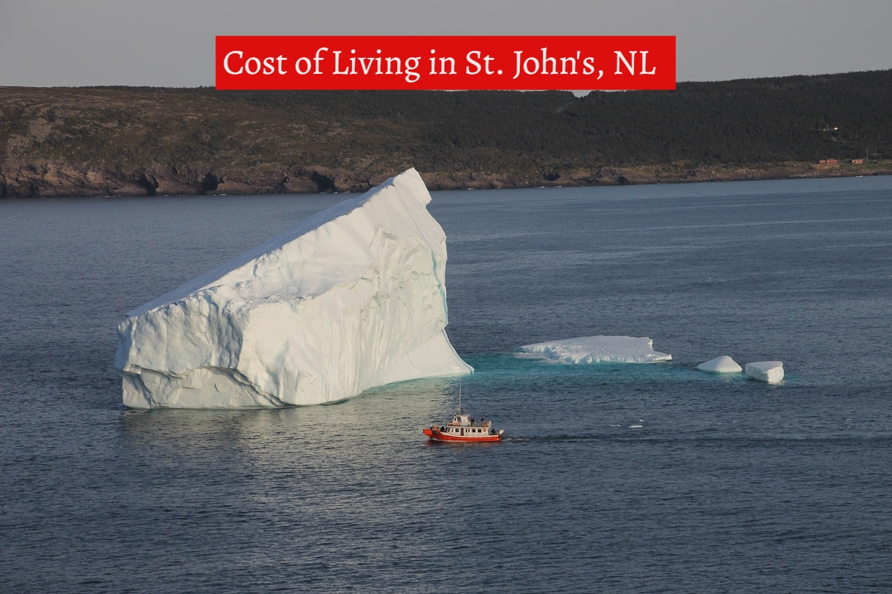Cost of Living in St. John's, NL-UTTD