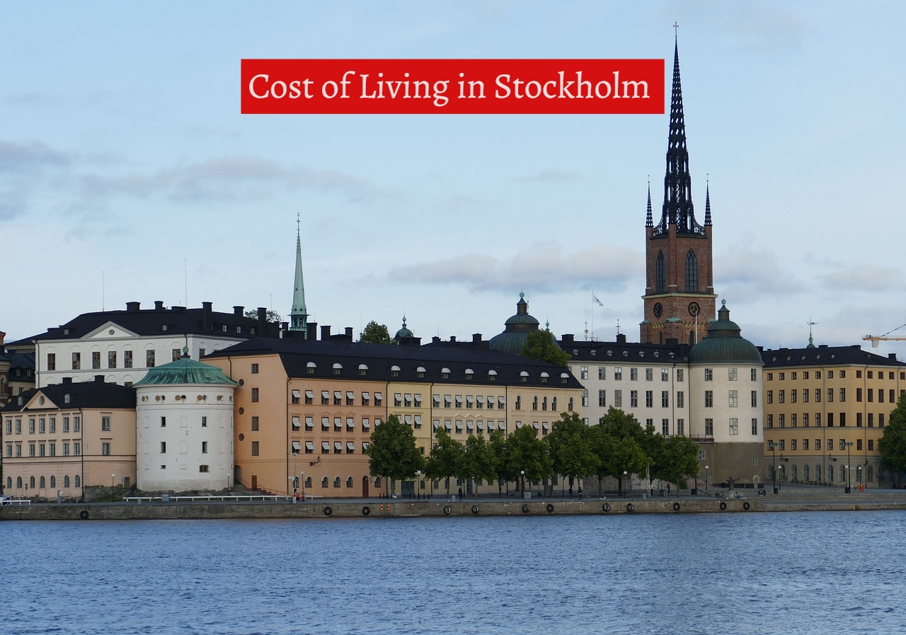 Cost of Living in Stockholm-UTTD