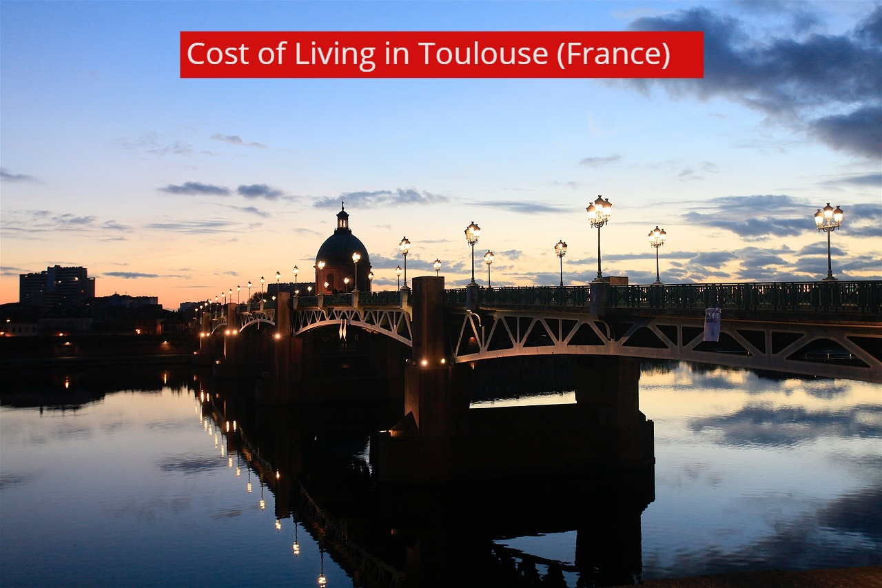 Cost of Living in Toulouse (France)-UTTD