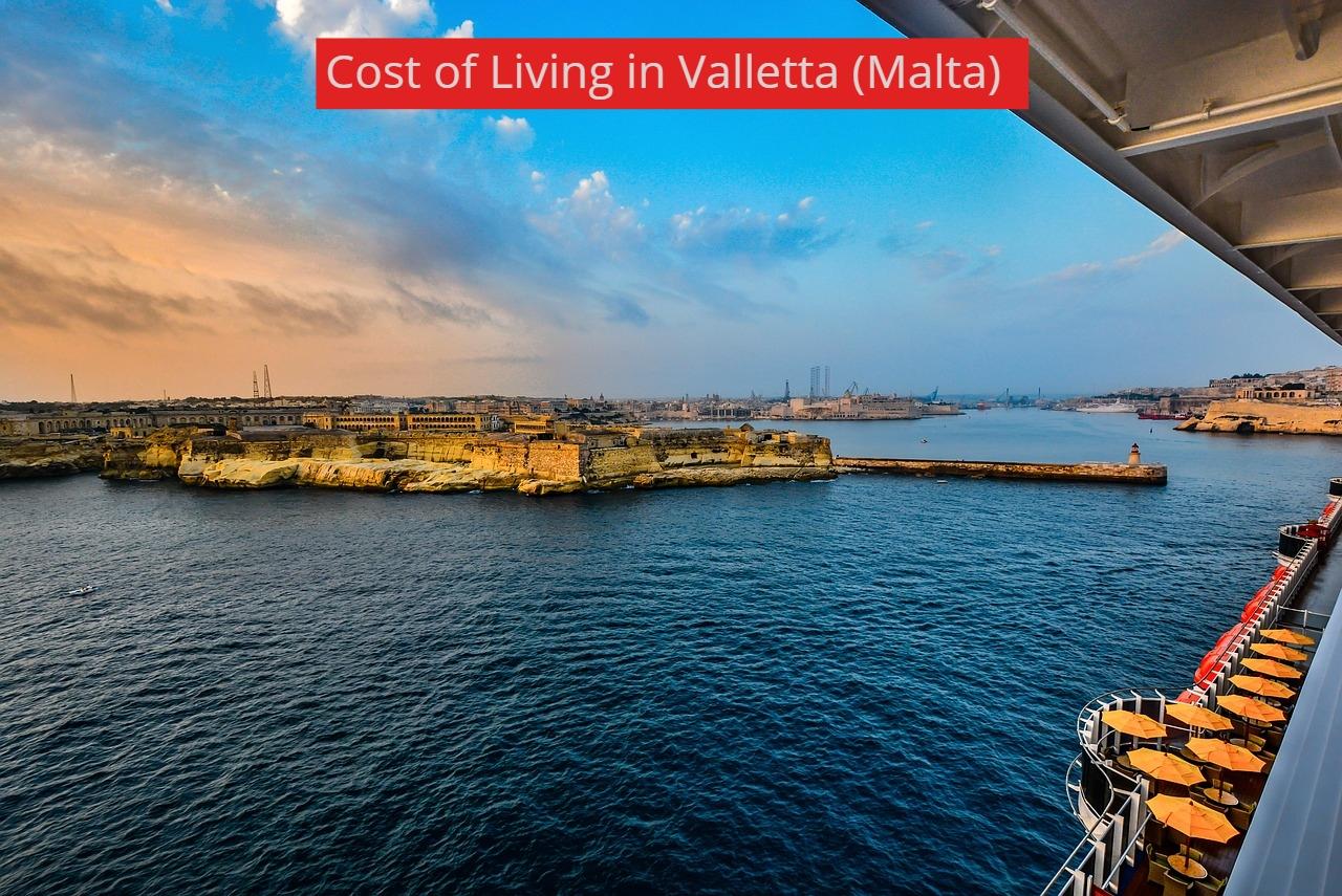 Cost of Living in Valletta (Malta)-UTTD