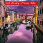 Cost of Living in Venice (Italy)-UTTD