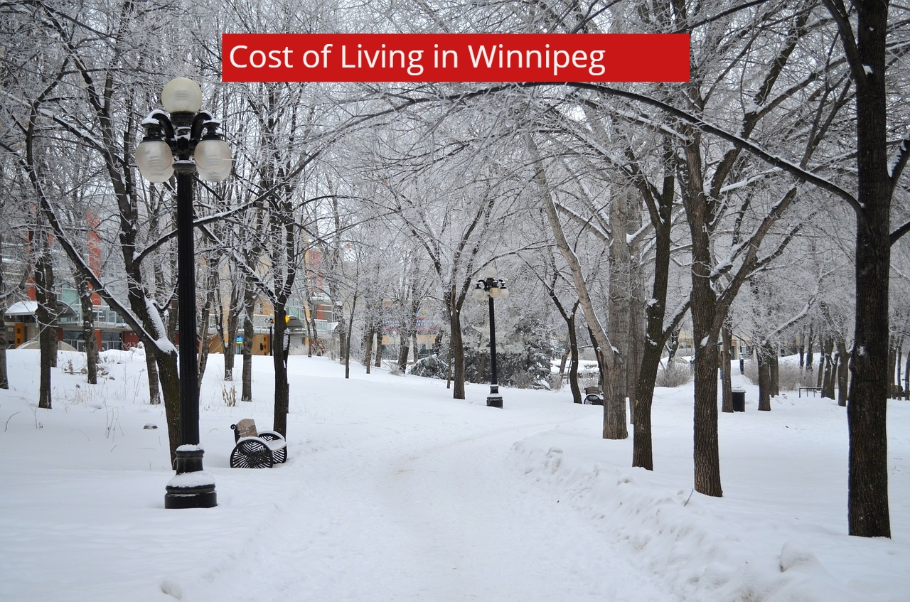 Cost of Living in Winnipeg-VV