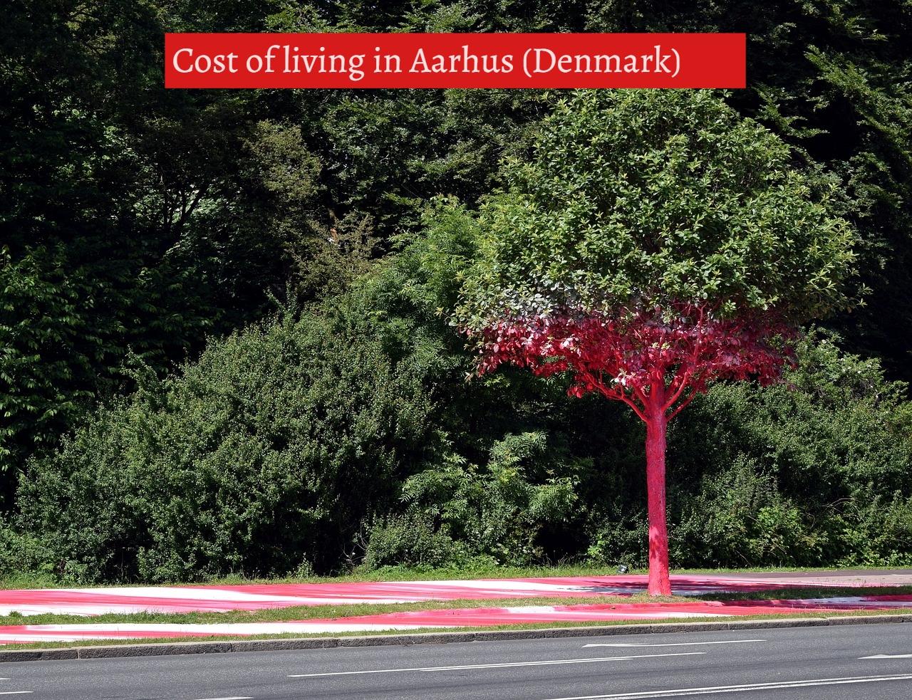 Cost of living in Aarhus-UTTD