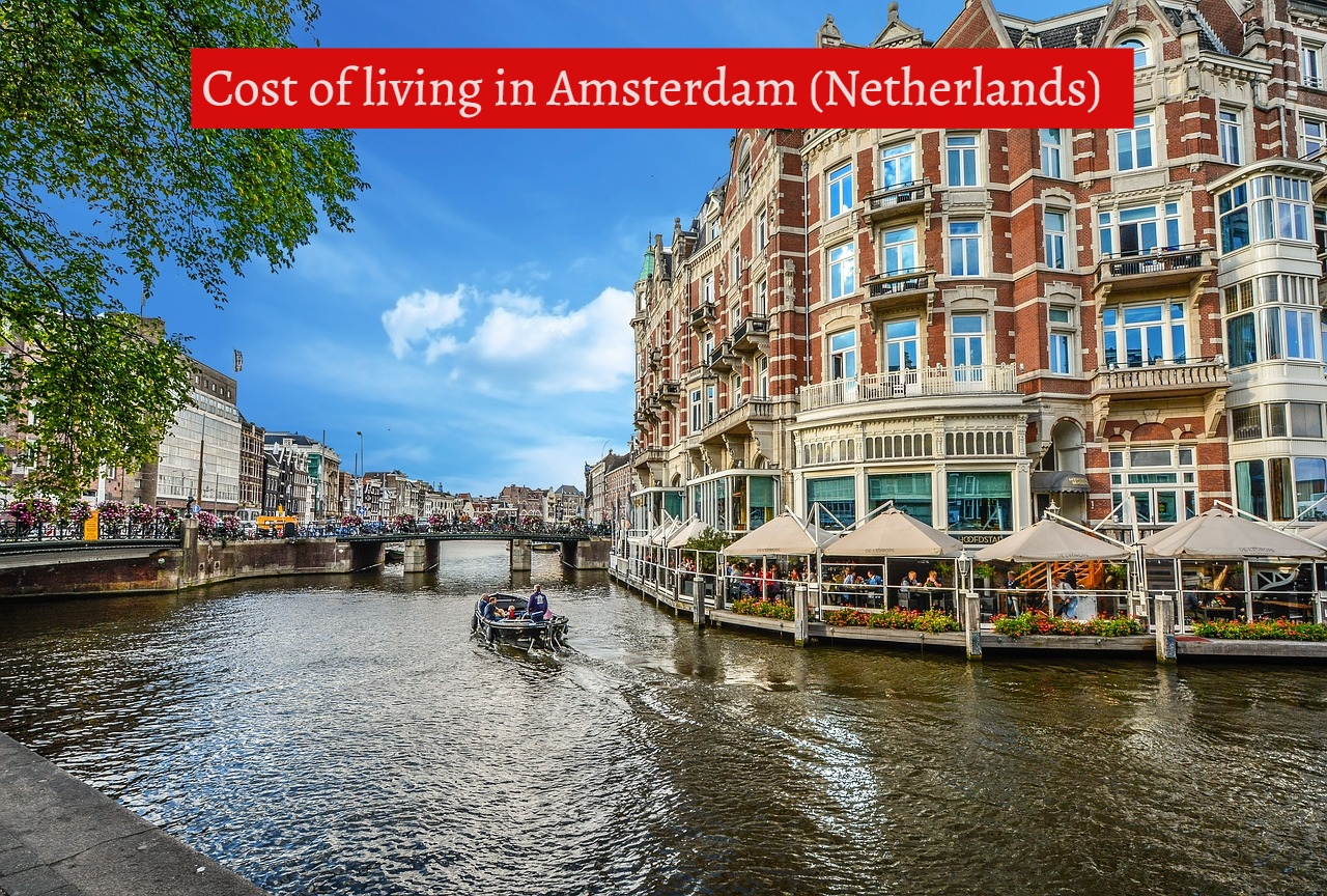 Cost of living in Amsterdam-UTTD