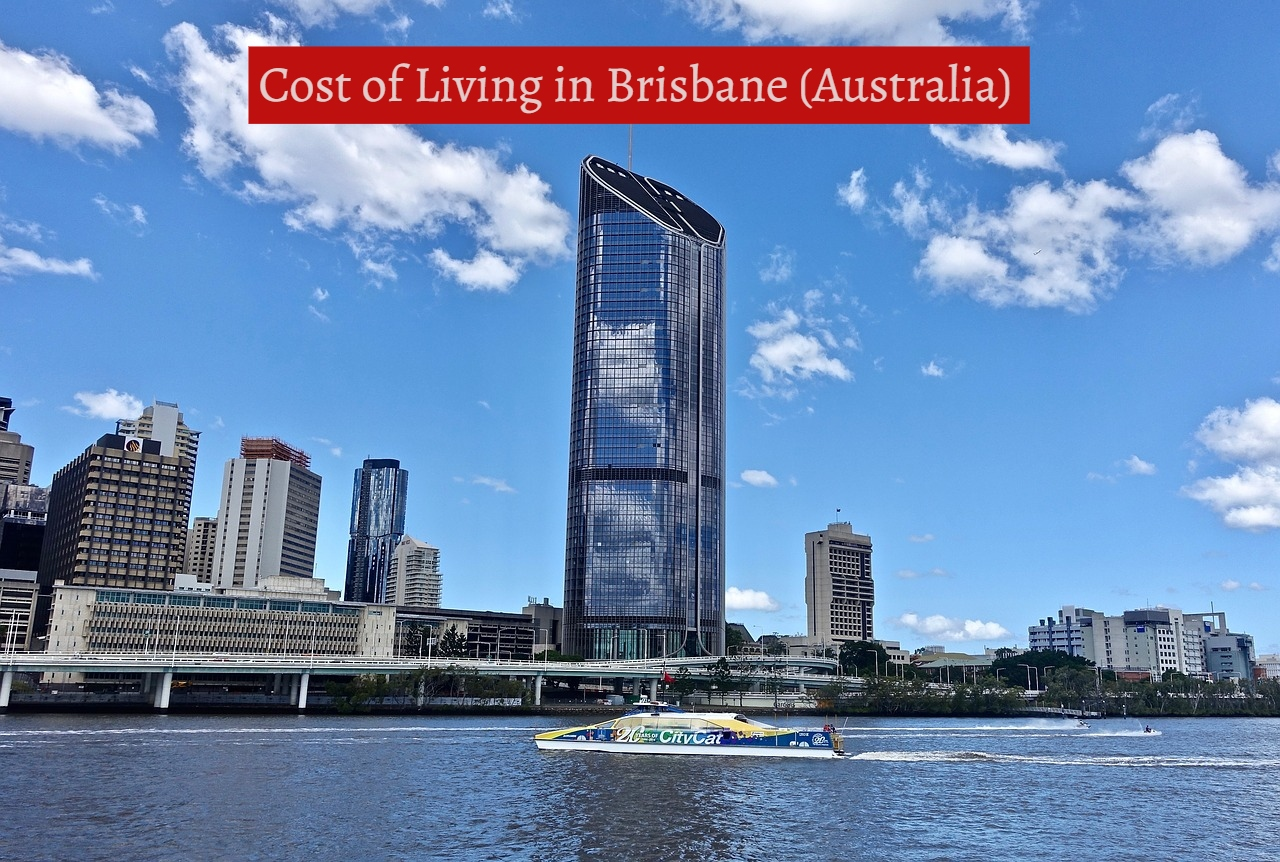 Cost of living in Brisbane (Australia)-UTTD