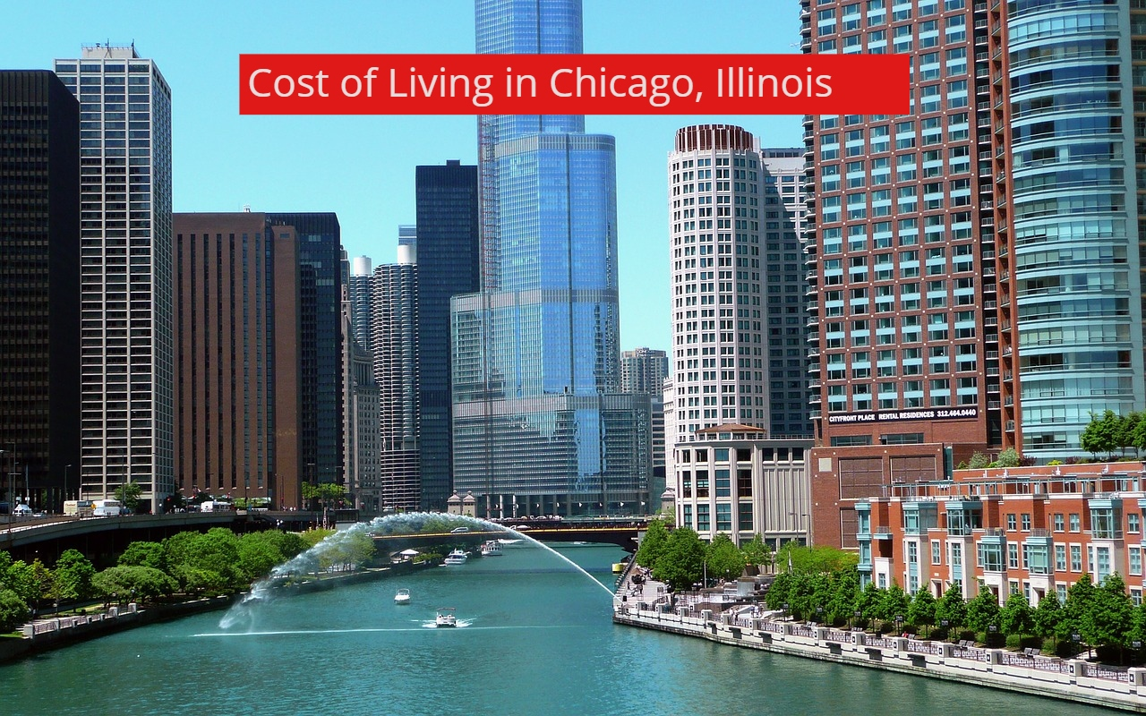 Cost of living in Chicago, Illinois -UTTD