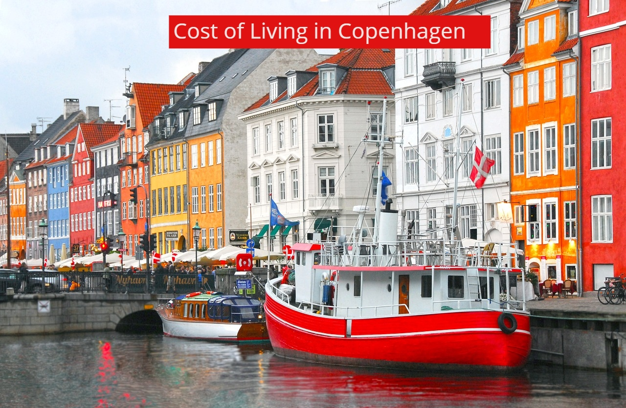 Cost of living in Copenhengan-UTTD