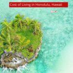 Cost of living in Honolulu-UTTD