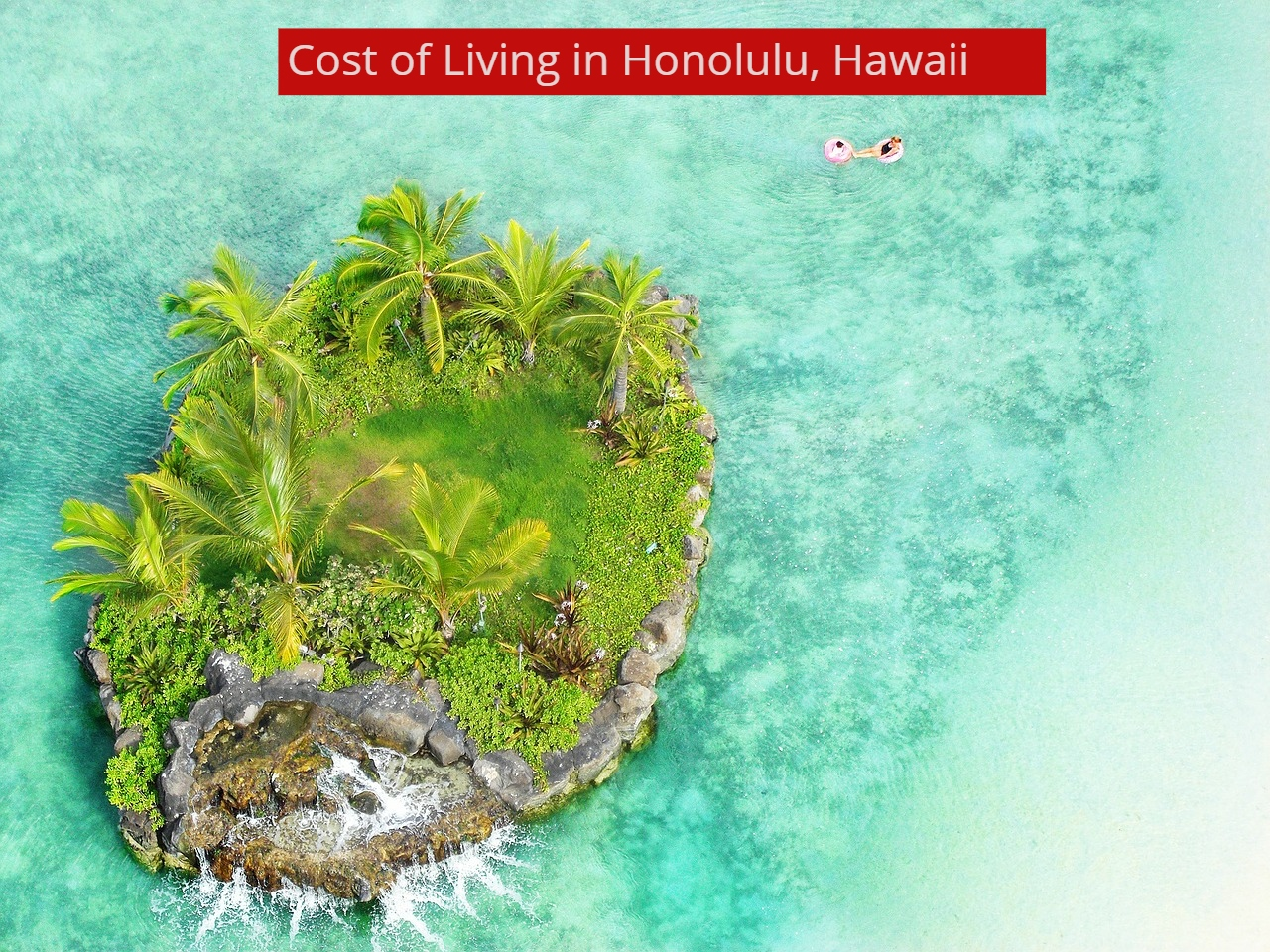 Cost of living in Honolulu-UTTD