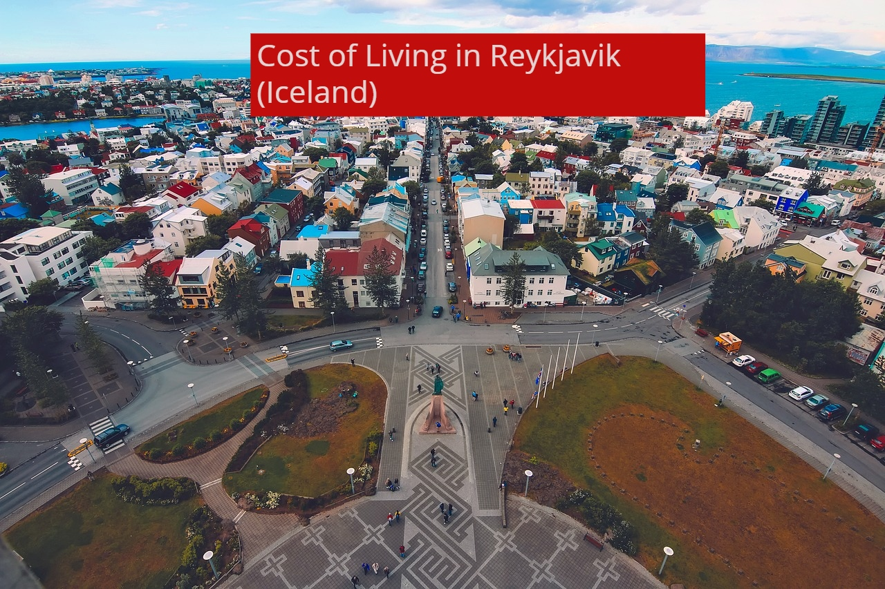 Cost of living in Reykjavik (Iceland)-UTTD