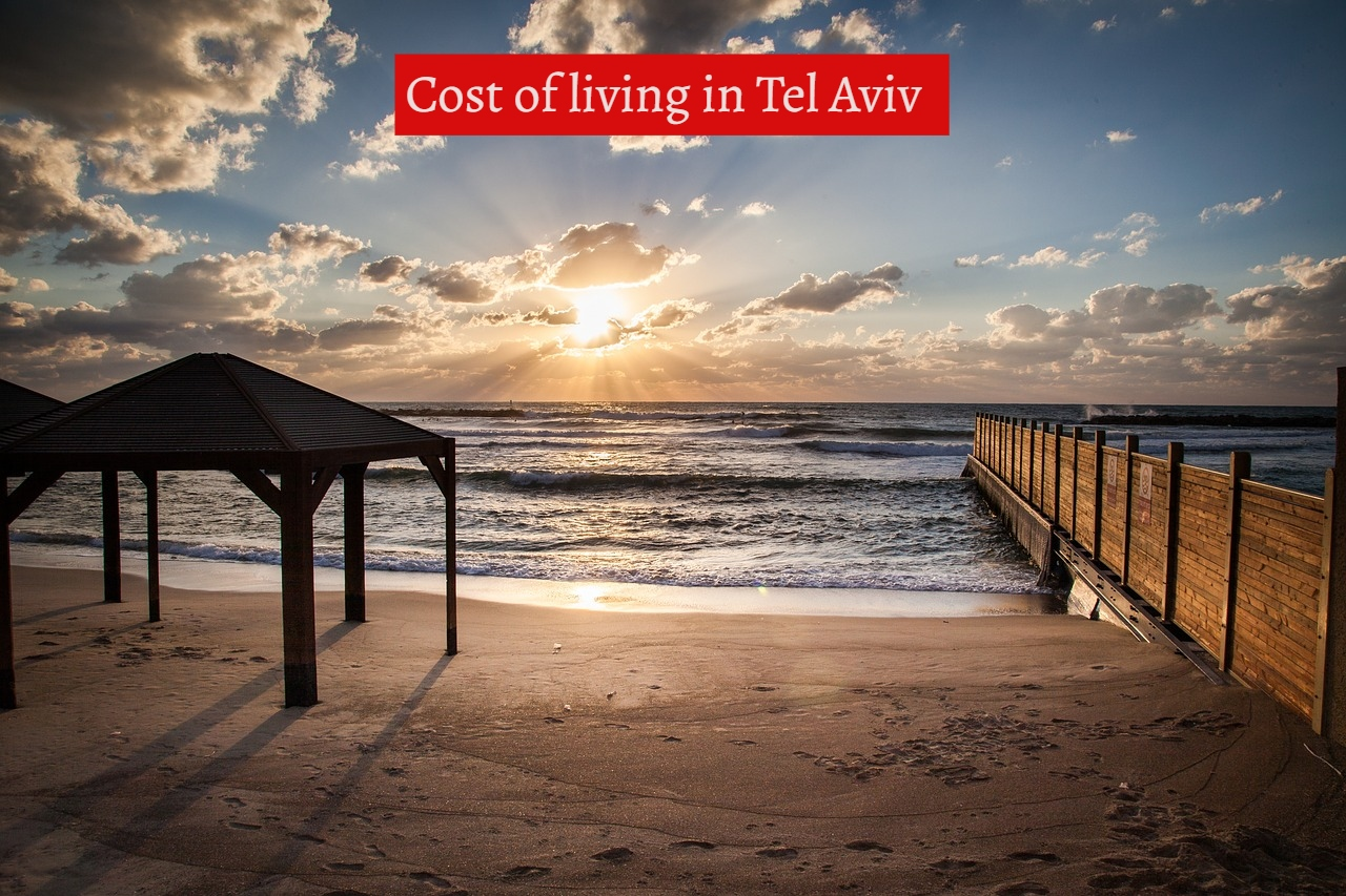 Cost of living in Tel Aviv