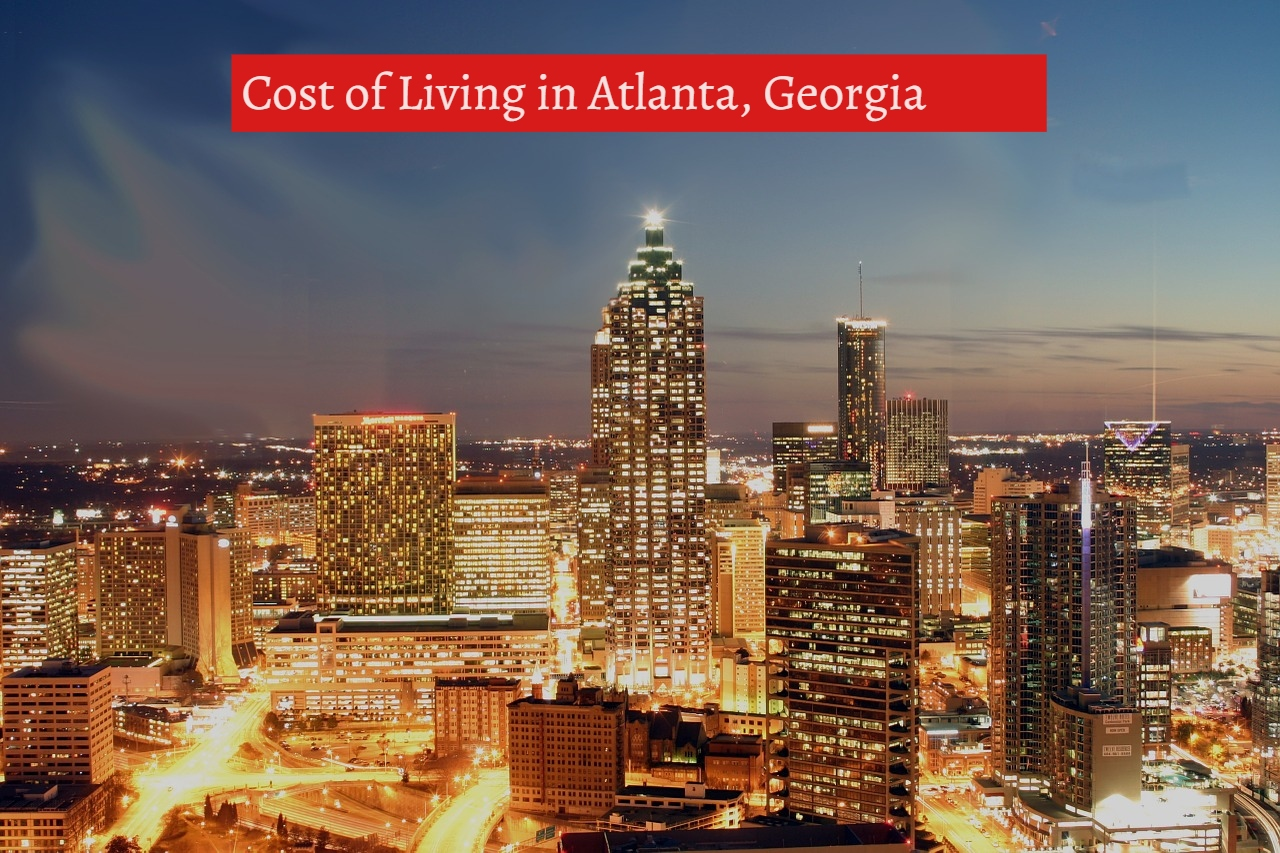Cost of living in atlanta-UTTD