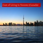 Cost of living in toronto-UTTD