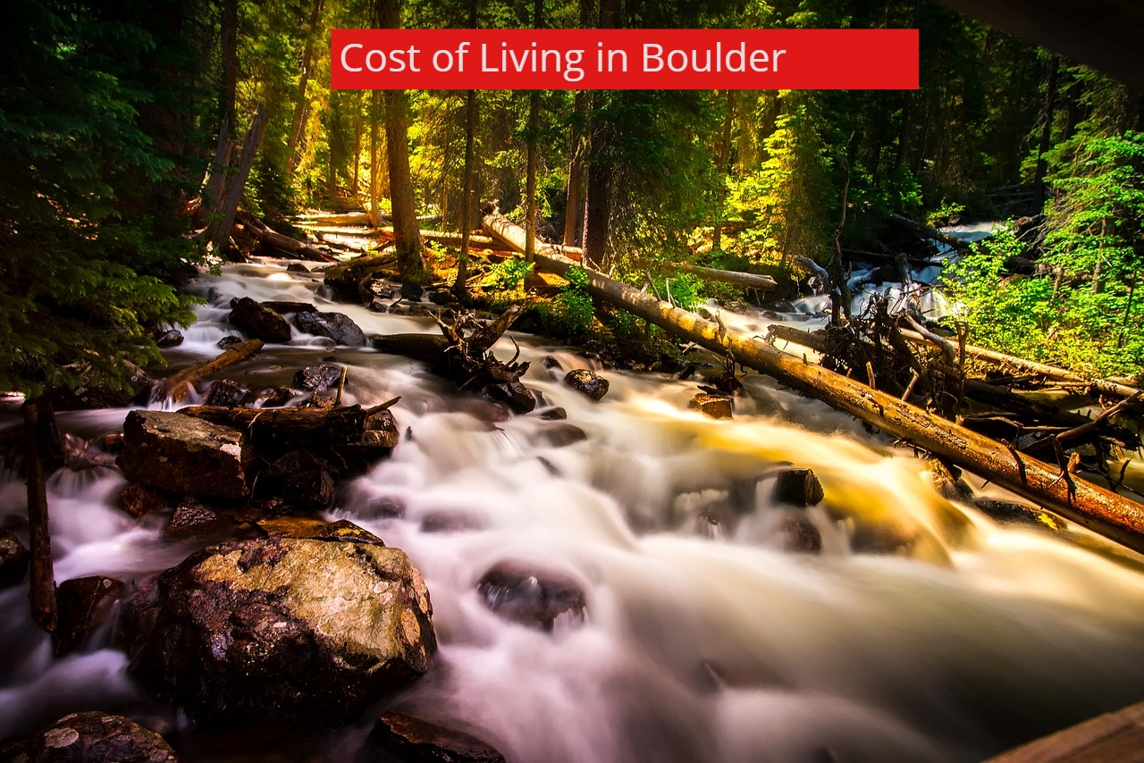 cost of living in Boulder, Colorado-UTTD
