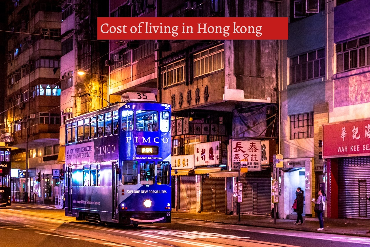 cost of living in hong kong-UTTD