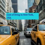 Cost of living in newyork-UTTD