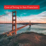 Cost of living in San francisco-UTTD