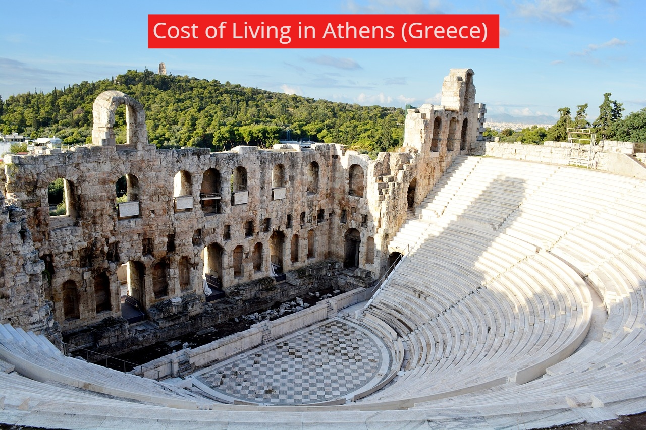 Cost of Living in Athens (Greece)-UTTD