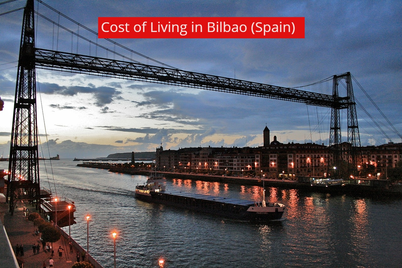 Cost of Living in Bilbao (Spain)-UTTD