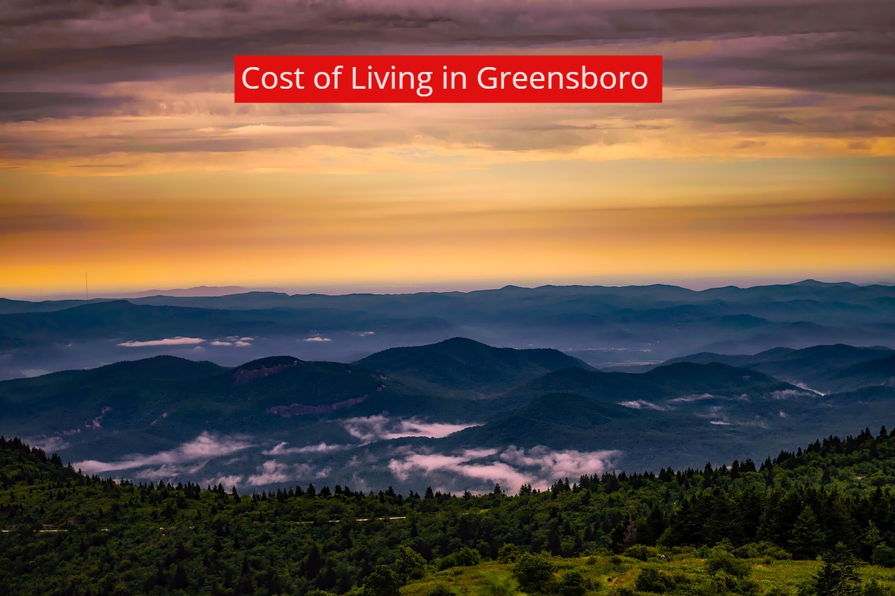 Cost of Living in Greensboro-UTTD