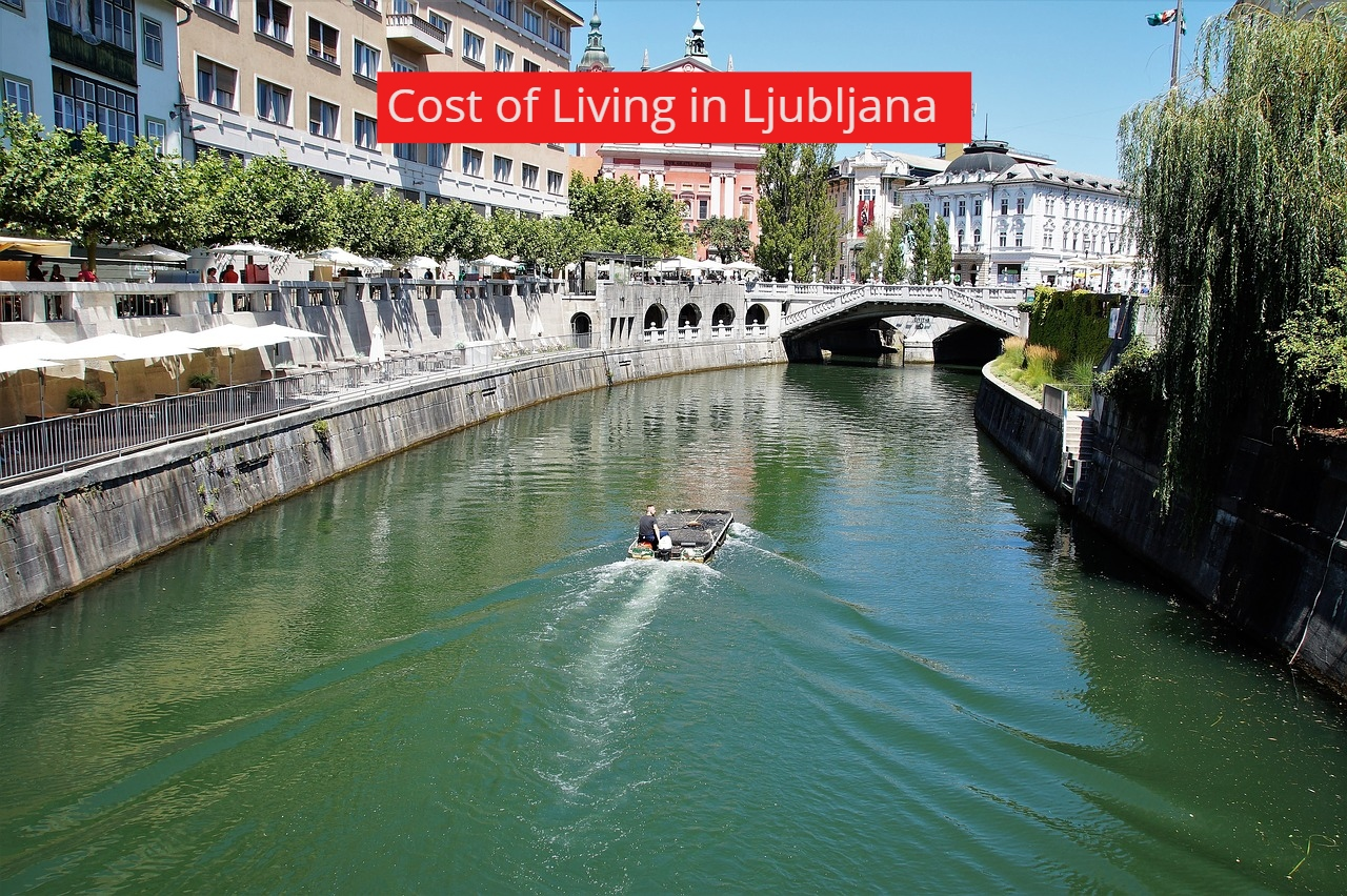 Cost of Living in Ljubljana-uttd