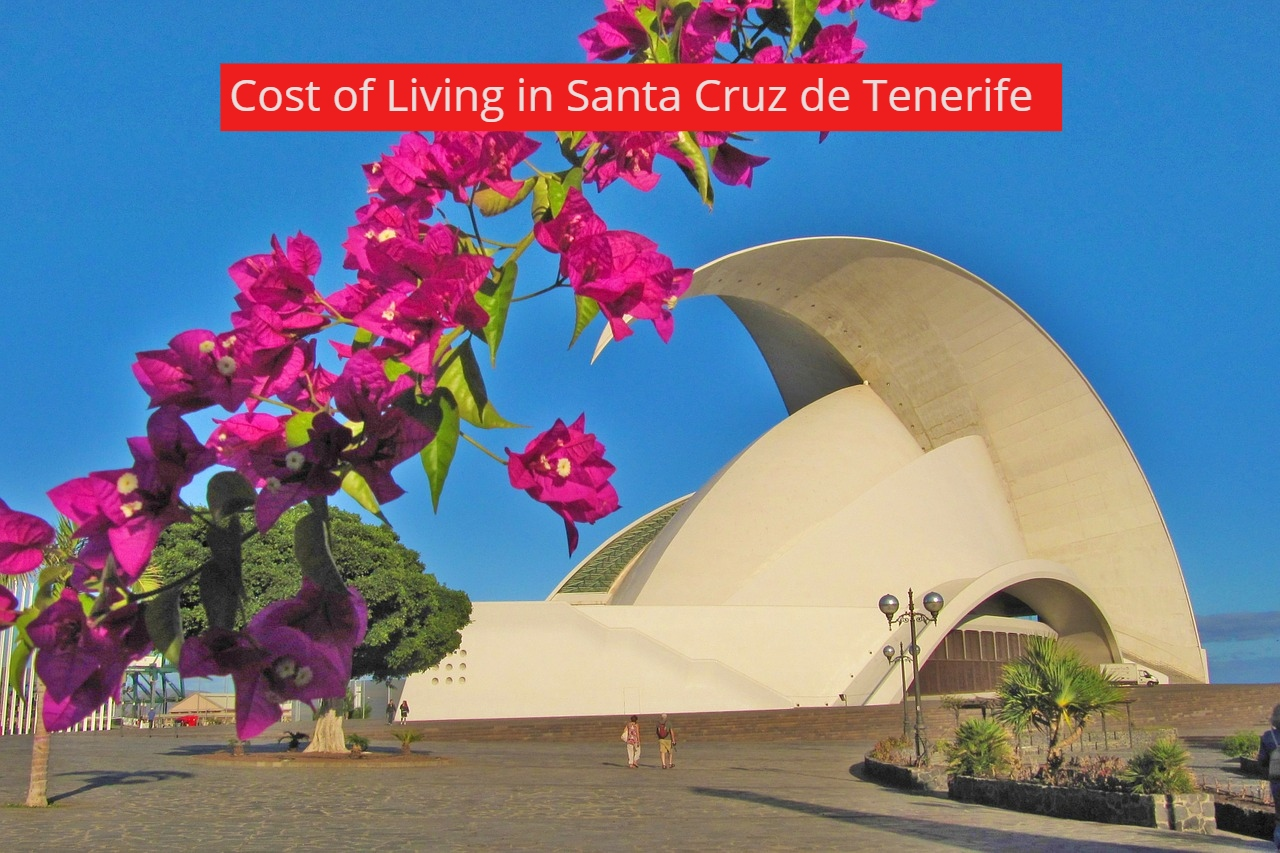 Cost of Living in Santa Cruz de Tenerife
